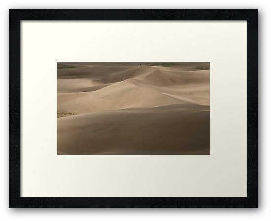 Great Sand Dunes by JamesMichael