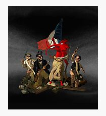 Dm Where's The Revolution Wims - Band Photographic Print