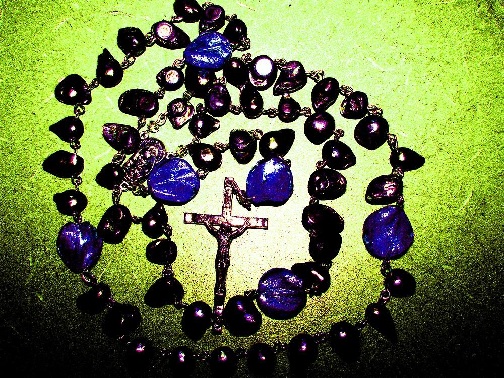 my rosary by StacyLizeth