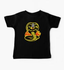The Karate Kid - Cobra Kai Logo Baby Tee