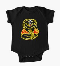 The Karate Kid - Cobra Kai Logo One Piece - Short Sleeve
