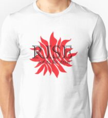 Rise Red Unisex T-Shirt