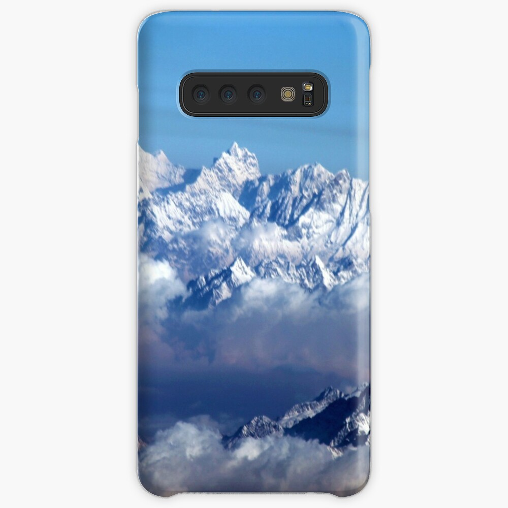 The Himalayas and Mount Everest Case & Skin for Samsung Galaxy