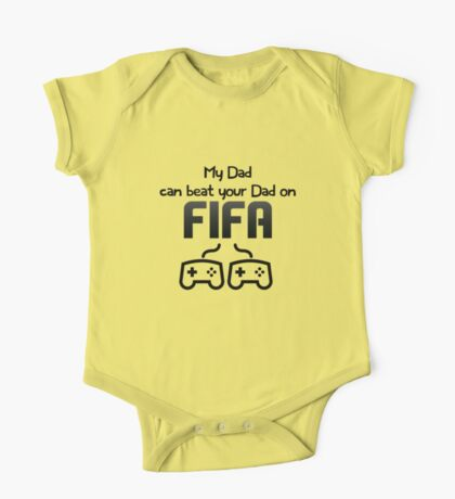 My Dad - Fifa Kids Clothes