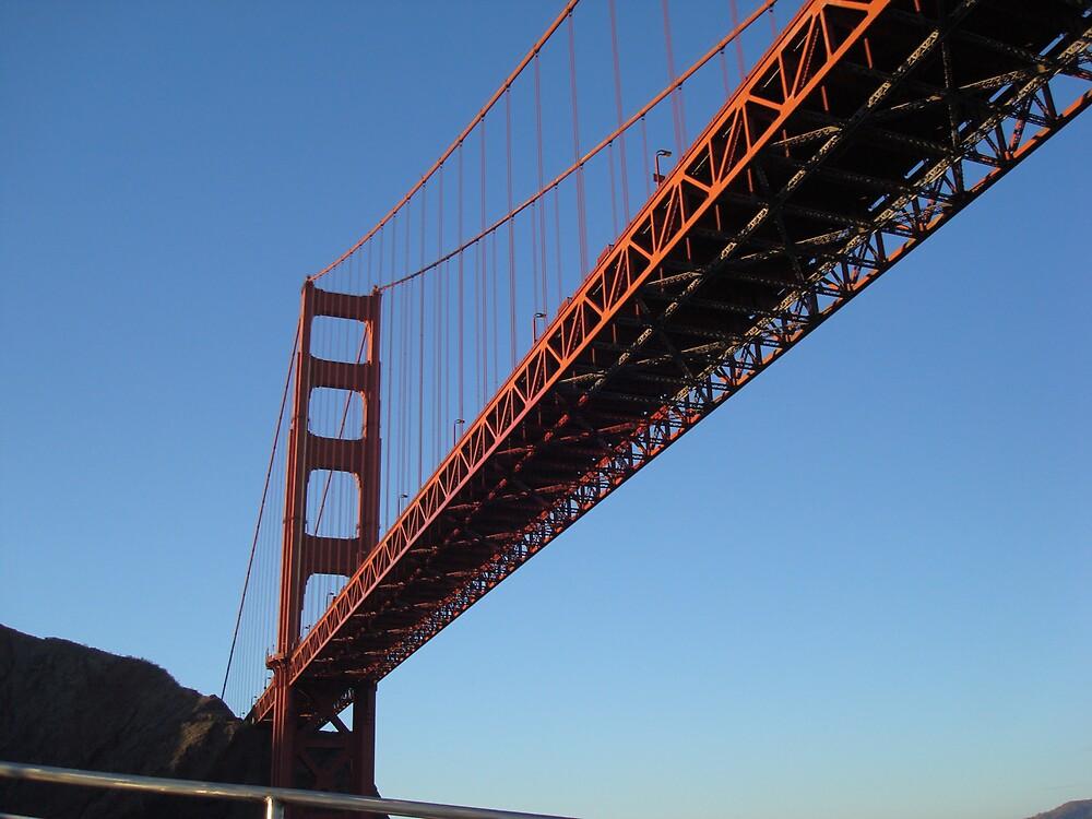 Golden Gate Bridge by Ezza