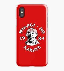 The Karate Kid - Mr. Miyagi - Miyagi Do Karate iPhone Case/Skin