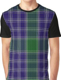 MacDonald, Lord of the Isles Hunting #2 Clan/District Tartan  Graphic T-Shirt