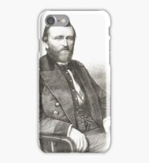 President Ulysses S. Grant March 1869 iPhone Case/Skin