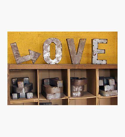 Cave Creek Love Photographic Print