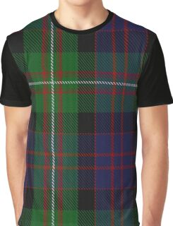 MacDonell of Glengarry #3 Clan/Family Tartan  Graphic T-Shirt