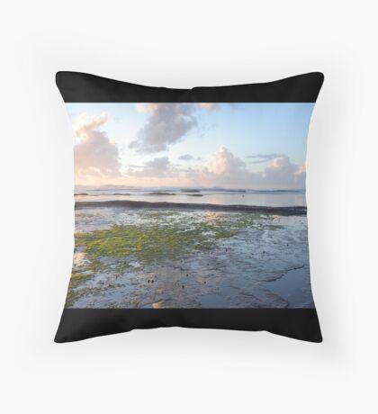 Bilgola Headland Throw Pillow
