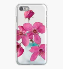 April Showers Brings May Flowers iPhone Case/Skin