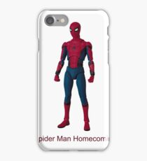 Spider Man Homecoming V2 iPhone Case/Skin