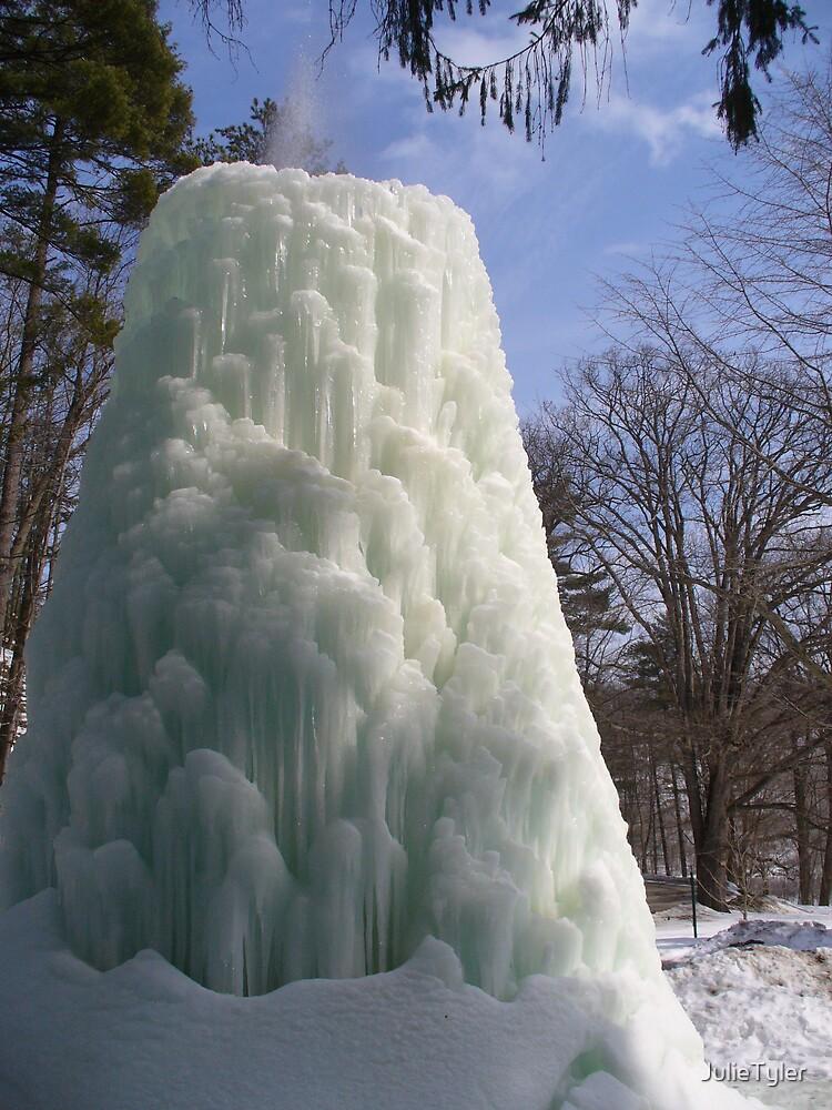 Frozen Fountain by JulieTyler