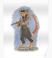 Bugsy the Boss Poster