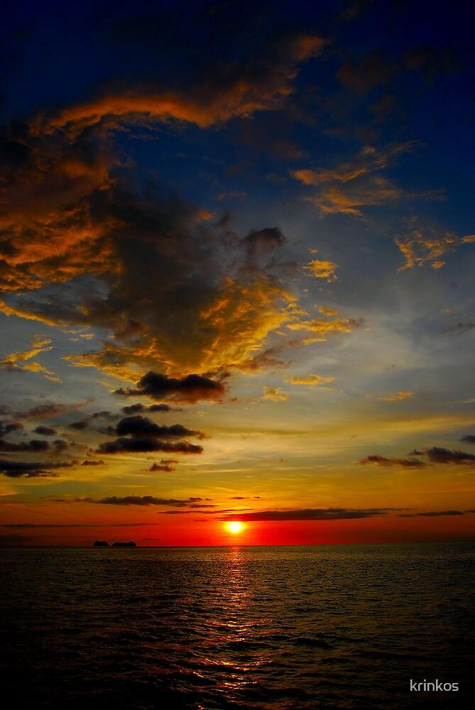 Richest Sunset  by krinkos