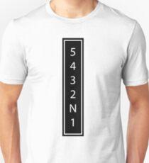 Downshift2 Unisex T-Shirt