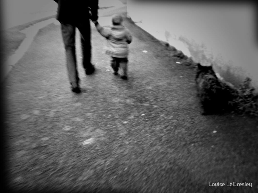 Promenade... by Louise LeGresley