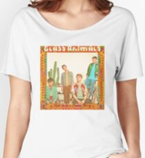 Glass Animals How To Be A Human Being Women's Relaxed Fit T-Shirt