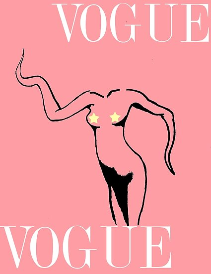 Vogue II by Adele Michelle