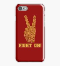USC Fight On iPhone Case/Skin