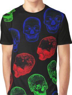 RGB SKULLZ Graphic T-Shirt