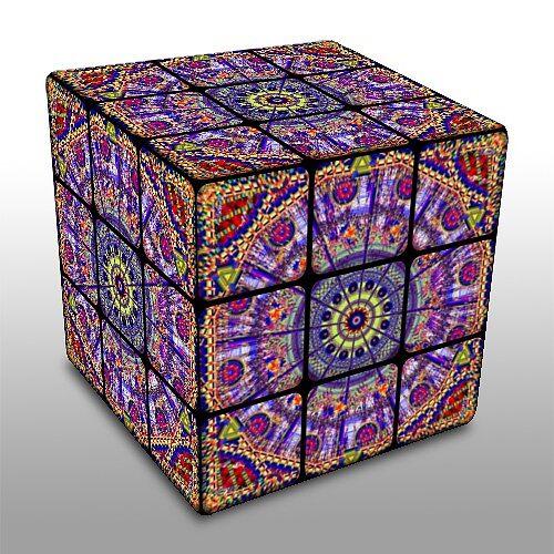 cube by conilouz