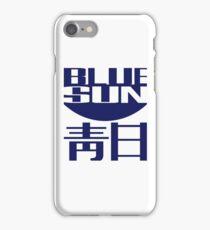 Serenity - Firefly - Blue Sun Corparation Logo iPhone Case/Skin