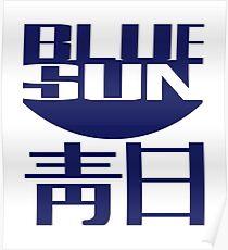 Serenity - Firefly - Blue Sun Corparation Logo Poster