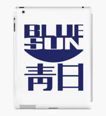 Serenity - Firefly - Blue Sun Corparation Logo iPad Case/Skin