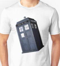 Artistic Tardis Unisex T-Shirt