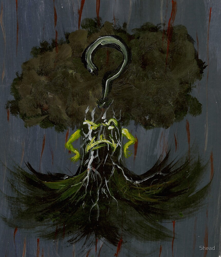 Angry Tree by 5head