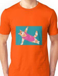 Yoga Cat Unisex T-Shirt