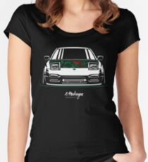 200SX / 180SX / 240SX / Silvia  Women's Fitted Scoop T-Shirt