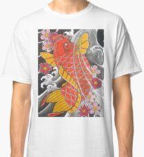 Koi x Sakura Classic T-Shirt