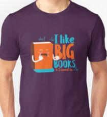 Book lovers! Unisex T-Shirt