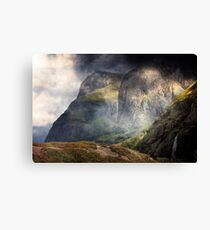 The Wilderness Voices Canvas Print