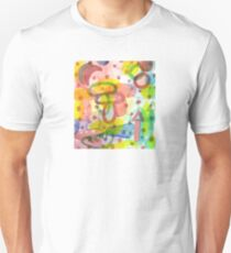 Blurry Mushroom and other Things T-Shirt