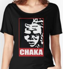 Chaka Cambodia Land of the Lost Women's Relaxed Fit T-Shirt