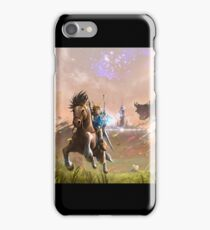 Link with Arrow iPhone Case/Skin
