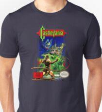 Classic Castlevania NES Unisex T-Shirt