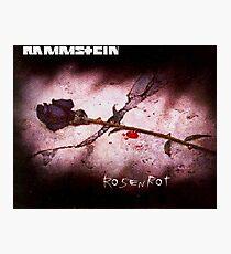ROCK BAND RAMMSTEIN KADAL2 Photographic Print