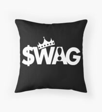 Swag Throw Pillow