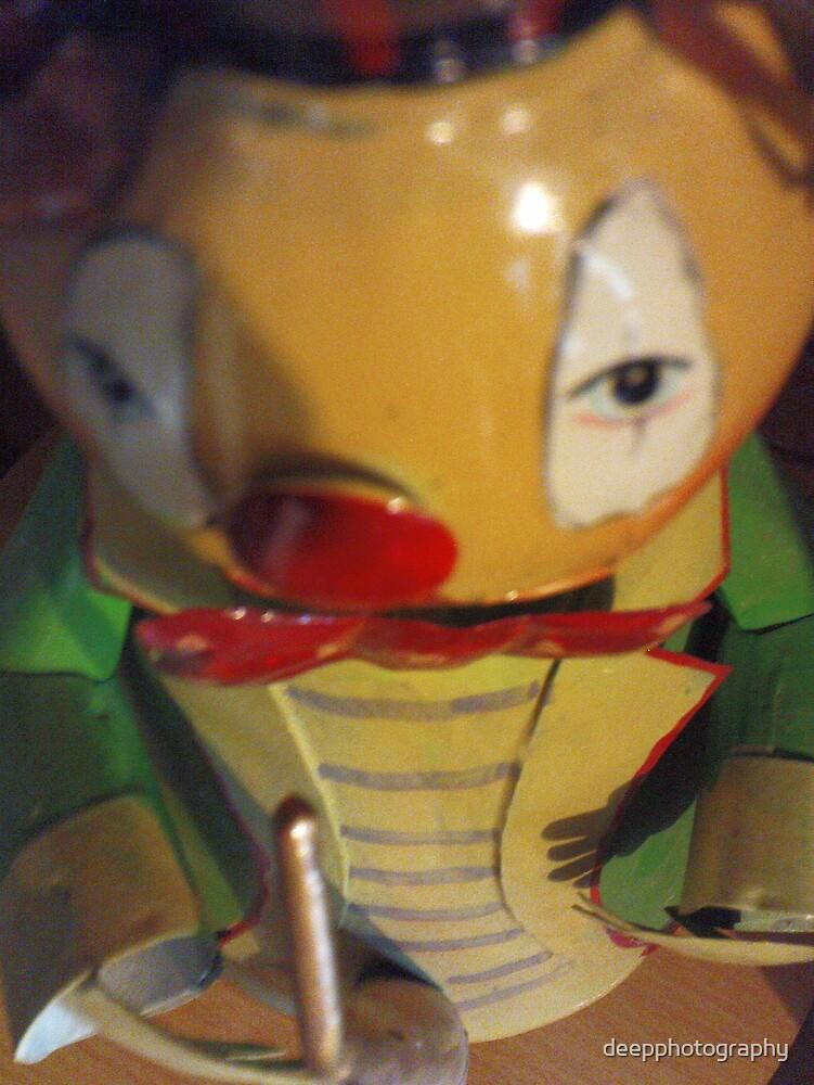 Clown by deepphotography