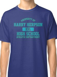 Property of Harry Herpson High School Athletic Dept. Classic T-Shirt