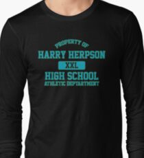 Property of Harry Herpson High School Athletic Dept. T-Shirt