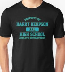 Property of Harry Herpson High School Athletic Dept. Unisex T-Shirt