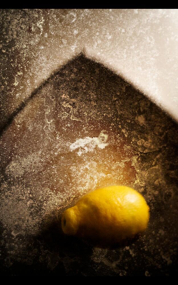 Lone Lemon by bobovoz