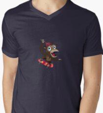 Skater Ape Men's V-Neck T-Shirt