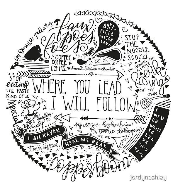 Where You Lead by jordynashley